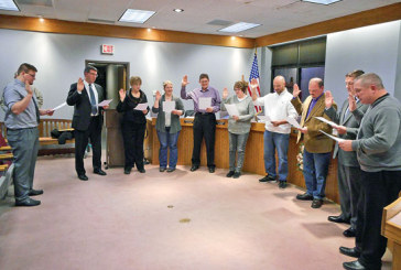 Kenton council adopts 2016 budget, says goodbye to four officeholders