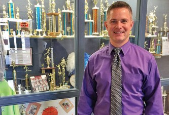 R'dale assistant principal works to build positive relationships with students