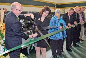 Ridgemont embraces past, celebrates future at dedication