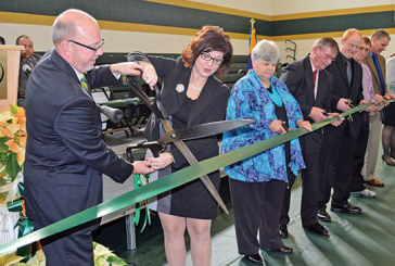 Ridgemont embraces past, celebrates future at dedication