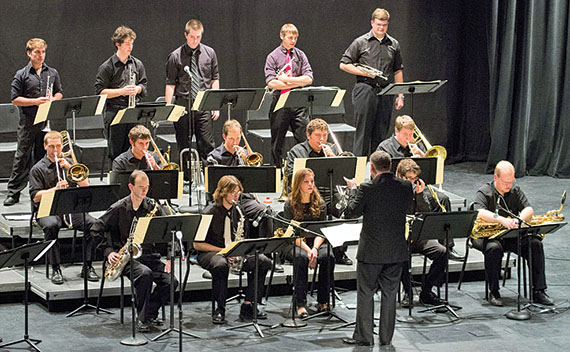ONU Jazz Ensemble