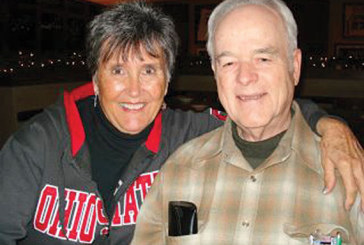 Couple celebrates 55th