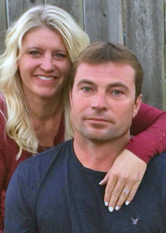 Tara Risner and Dominic Whitaker