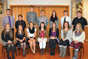 Kenton Elks honors December's top teens
