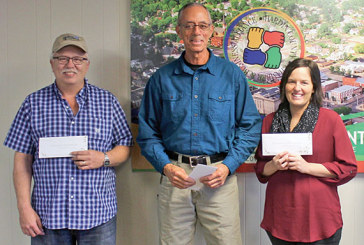 Prizes awarded in Buy Local First Holiday Contest