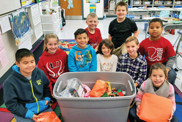 USV students 'Give to Others'