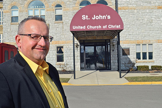 Change at St. John's