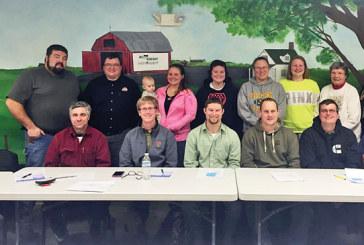 Farm Bureau leaders receive reports