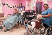 New beauty shop