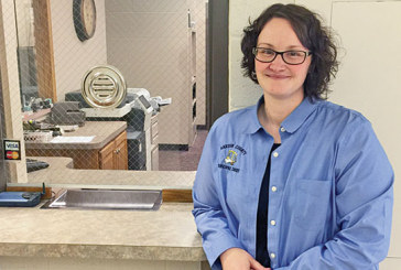 Municipal court clerk ready for new challenge