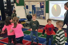 PAX games help to improve behavior of KES students