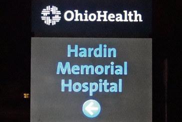 Hardin Memorial unveils new signage