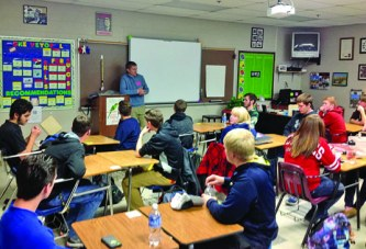 Ben Logan students learn about government, voting