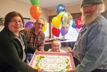 Celebrating 100th