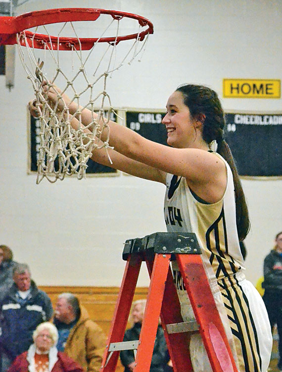Cutting down the net