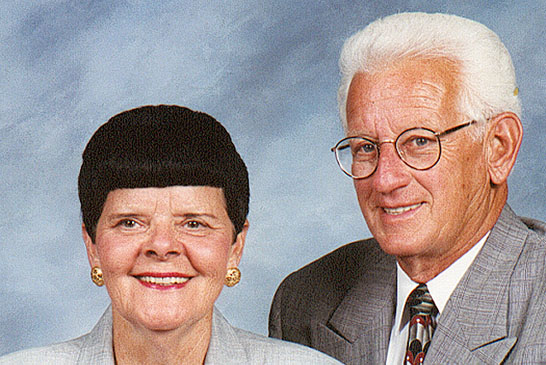 James & Connie Graham featured