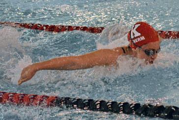 KHS girls win swimming tri-meet