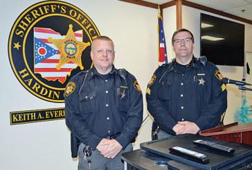 Remodeled meeting room is source of pride for deputies