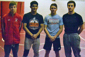 Kenton wrestlers ready for district tourney