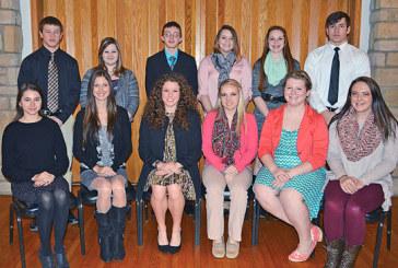 Elks honors Teens of the Month