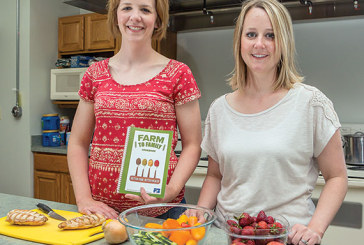 Marion sisters honored for 'Fresh Perspectives' in ag