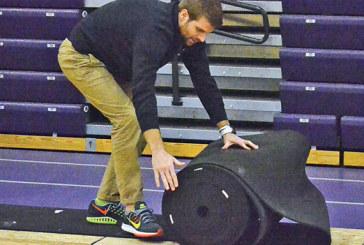 Dillon puts focus on athletes