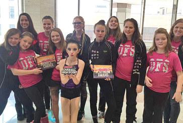 Dance Fuzion wins several awards