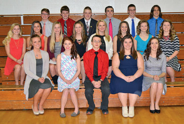 Honor Society Inductees