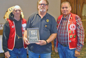 Kenton Lions Club learns about mission trip to Kenya