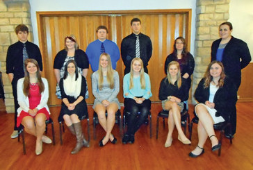 Kenton Elks recognizes March Teens of the Month