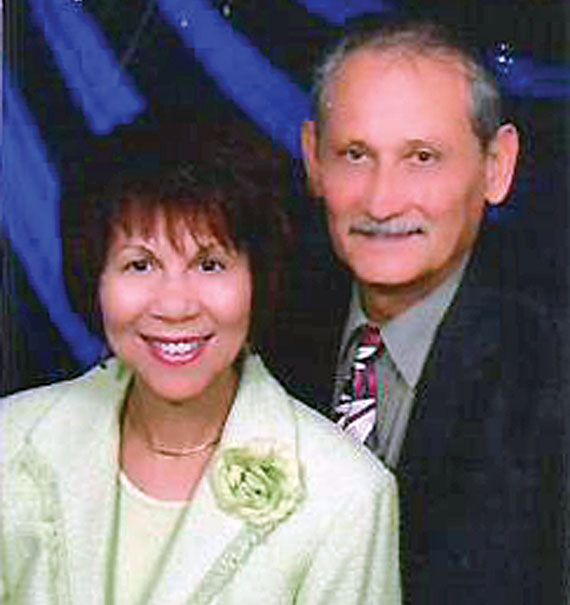 Maria and Ernesto Valazco