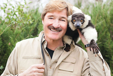 Peter Gros of 'Wild Kingdom' plans two shows at ONU