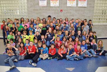 Riverdale Elementary honors top readers