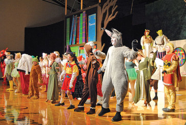 Shrek at Ridgemont