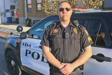 Ada police officers now wearing body cameras