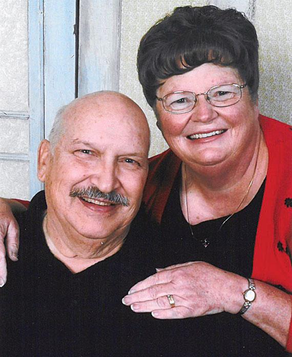 Daniel and Cheryl Reese