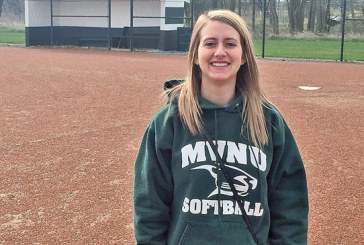 Morrison continues role in softball as Ridgemont coach