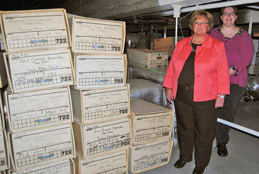 Clerk of Courts says she's running out of room for court records
