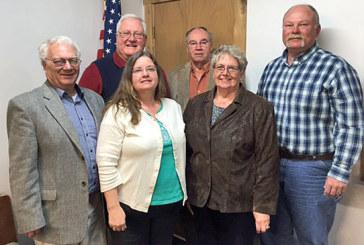 County Republicans reorganize