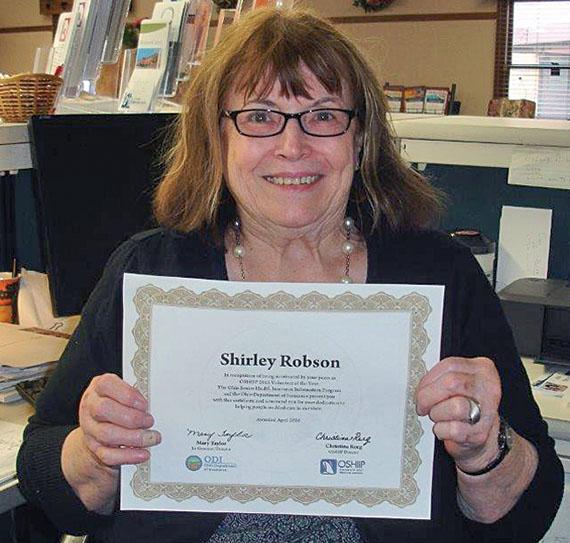 Shirley Robson