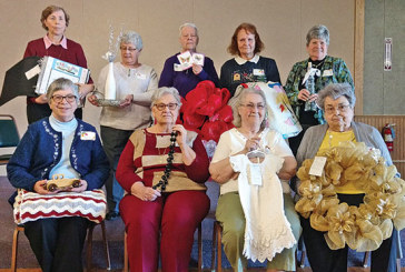 Area homemakers attend Spring Achievement Day