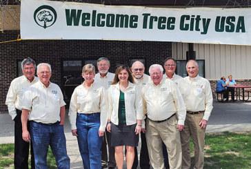 Ada receives 35th Tree City award