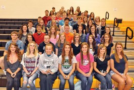 Hardin Northern students saluted for academic efforts