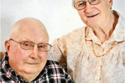 Couple celebrates 68th