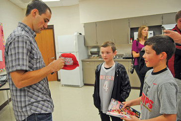 Former OSU basketball star offers advice to USV students