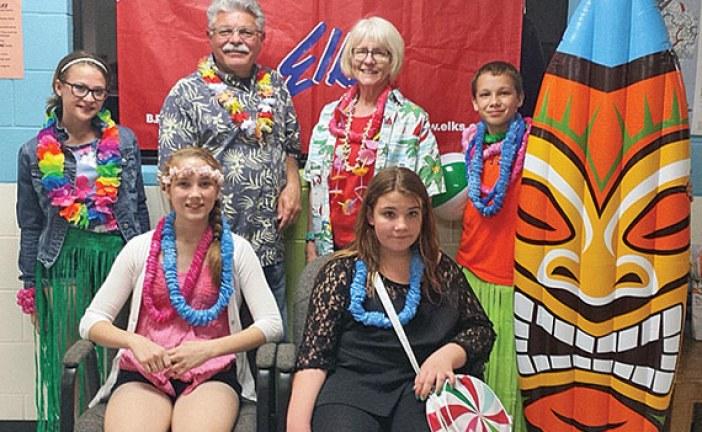 Kenton Elks sponsors dance party