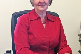 Job becomes a way of life for Hardin County treasurer