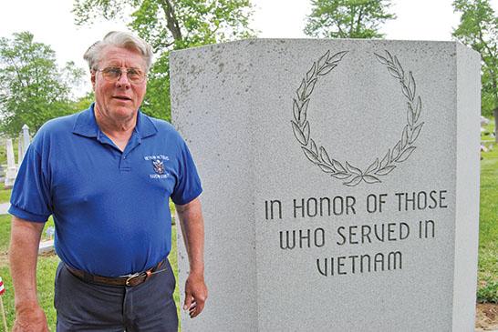 Seiler is first Vietnam vet to serve as grand marshal