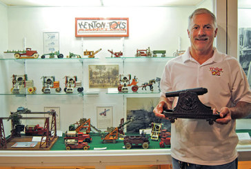 Enduring popularity of Kenton Toys expected to draw many to Kenton