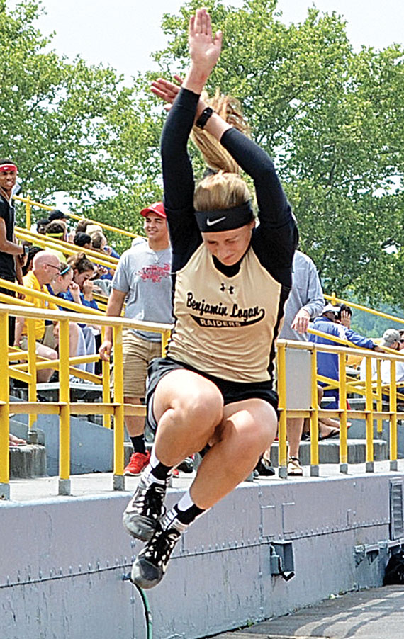 Leaping to state
